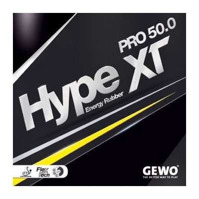 1 Gewo Hype Pro XT 50.0
