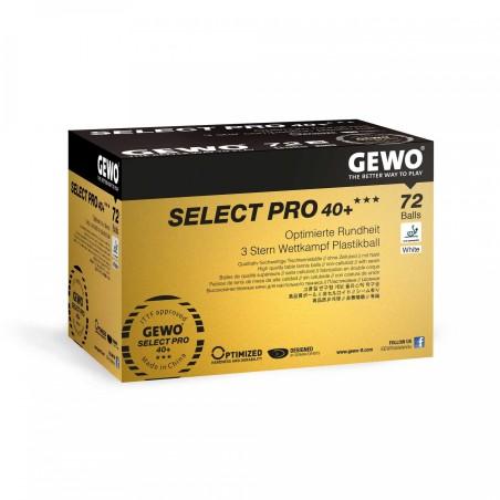 Gewo Select Pro 40+ *** 72u