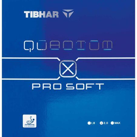 Tibhar Quantun X Pro Soft